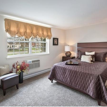 Spacious Living Area | Apartments In Bethlehem PA | Valley Park