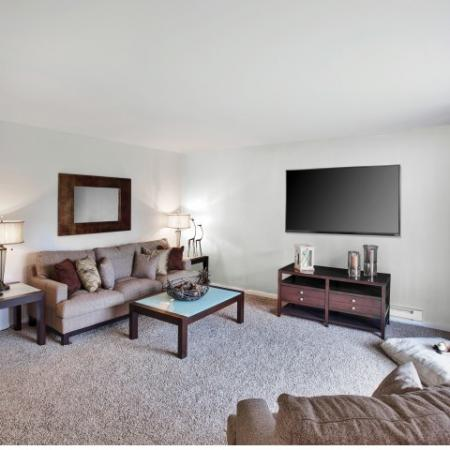 Luxurious Living Room | Apartments In Bethlehem | Valley Park