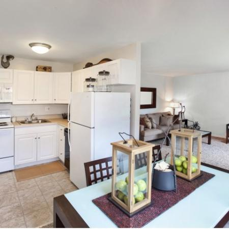 Luxurious Kitchen | Apartments In Bethlehem | Valley Park