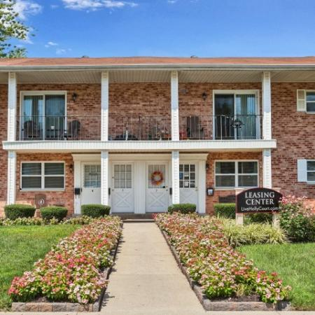 Pitman New Jersey Apartments for Rent | Holly Court