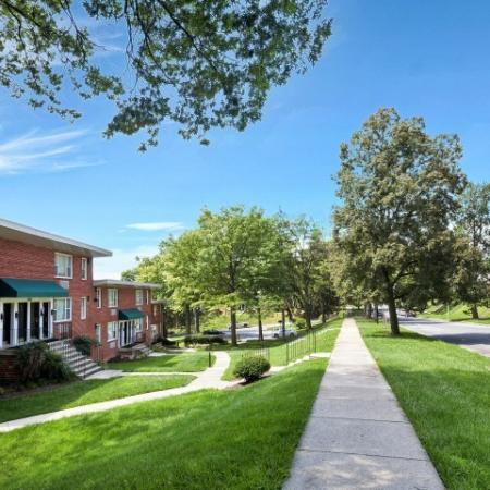 Baltimore Maryland Apartments | Greens at Forest Park