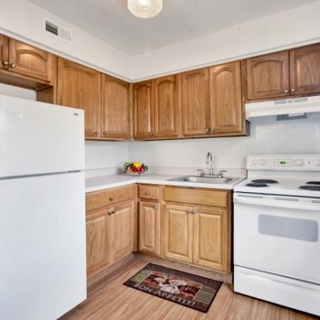 Classic Kitchens | Burlington NJ Apartments | Burlington Pointe
