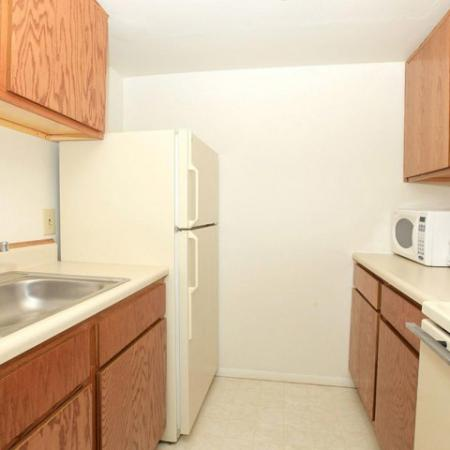 Luxurious Kitchen | Bethlehem PA Apartments | River Pointe