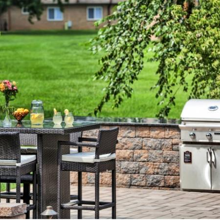Apartments In Bensalem Pa | Community Outdoor Fun | Franklin Commons