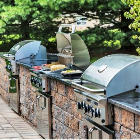 Apartments In Bensalem Pa | Community BBQ's | Franklin Commons