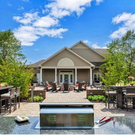 Apartments In Bensalem Pa | Community BBQ | Franklin Commons