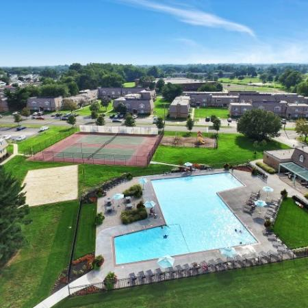 Community | Apartments For Rent In Bensalem Pa | Franklin Commons