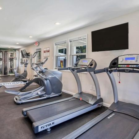 State-of-the-Art Fitness Center | Allentown PA Apartments | Lehigh Square