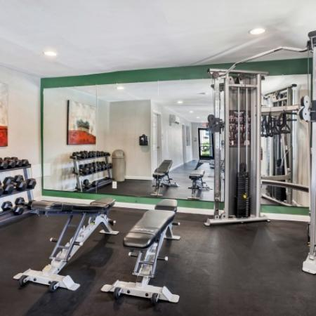 Resident Fitness Center | Apartments In Allentown PA | Lehigh Square