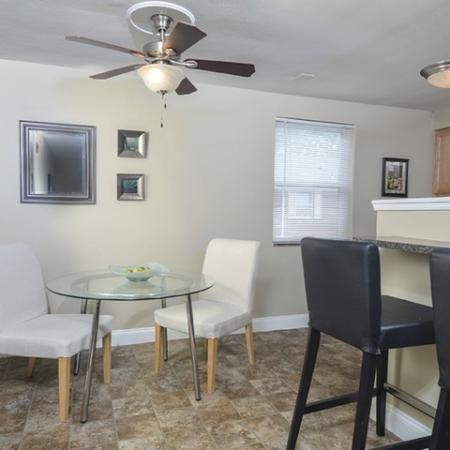 Dining Area | Apartments Near Downtown Pittsburgh PA | The Alden