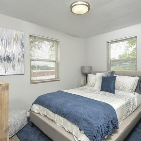 Spacious Master Bedroom | Apartments For Rent In Pittsburgh | The Alden