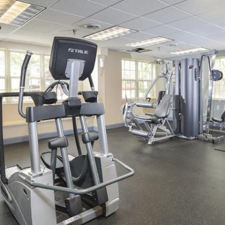Cutting Edge Fitness Center | Apartments For Rent In Pittsburgh | The Alden