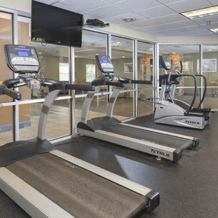Resident Fitness Center | Apartments Near Downtown Pittsburgh PA | The Alden