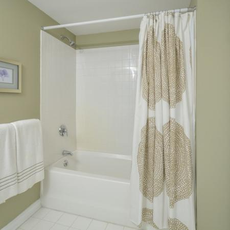 Ornate Bathroom   Luxury Apartments In Cherry Hill NJ   Cherry Hill Towers