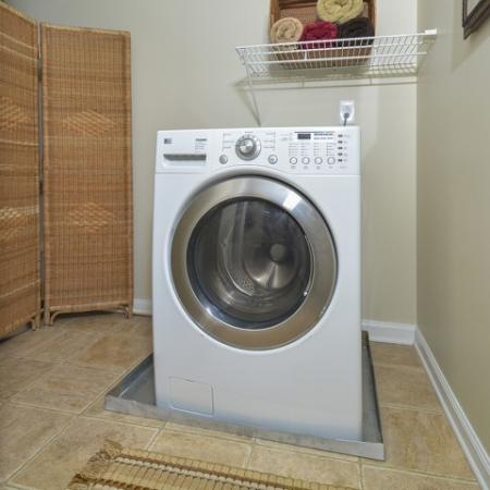 In-home Laundry  Cherry Hill NJ Apartments   Cherry Hill Towers