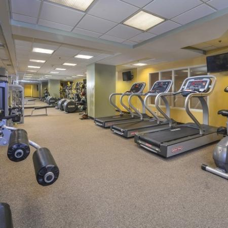 Cutting Edge Fitness Center   Cherry Hill NJ Apartments   Cherry Hill Towers