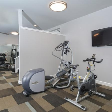 State-of-the-Art Fitness Center | Manayunk Apartments | The Glen at Shamont Station