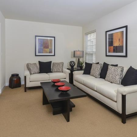Spacious Living Room | Apartments In Manayunk | The Glen at Shamont Station