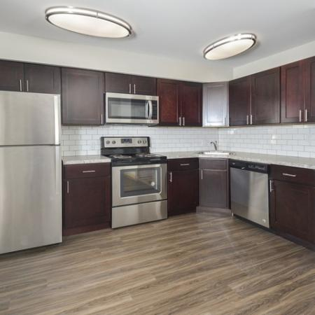 State-of-the-Art Kitchen | Pet Friendly Apartments In Bethlehem PA | River Pointe