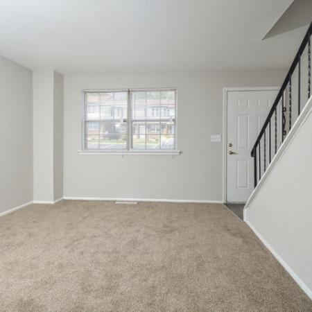 Spacious Living Area | Pet Friendly Apartments In Bethlehem PA | River Pointe