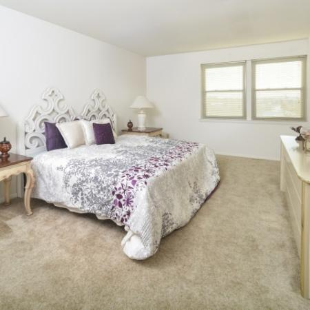 Spacious Bedroom | Apartment Complexes In York PA | Greenspring Apartment Homes