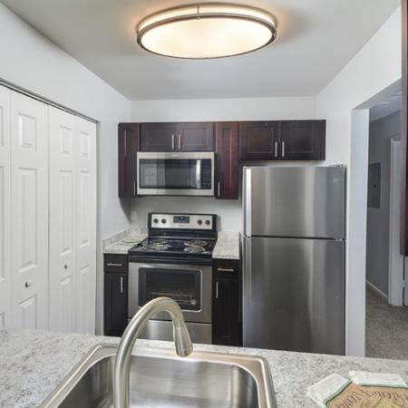 Modern Kitchens | Elkton Maryland Apartments | The Apartments at Iron Ridge