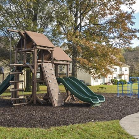 Resident Children's Playground | Elkton Maryland Apartments | The Apartments at Iron Ridge