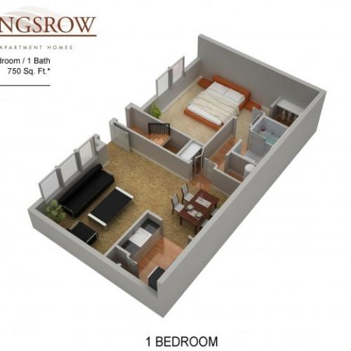 Kingsrow Apartment Homes
