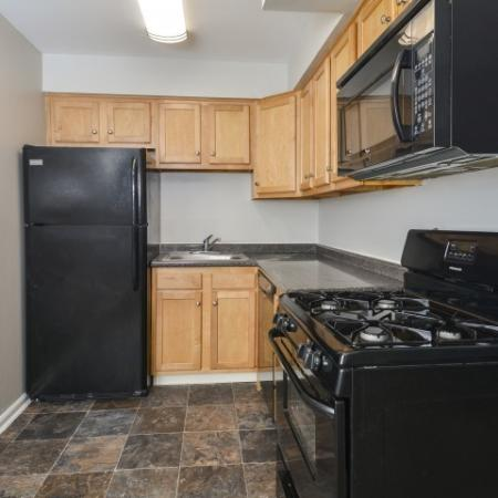 State-of-the-Art Kitchen | Hatboro PA Apartments | The Wellington