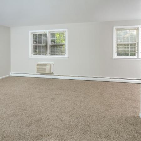Spacious Living Room | Apartments In Hatboro | The Wellington