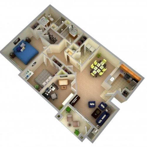 Aspen Court Apartment Homes
