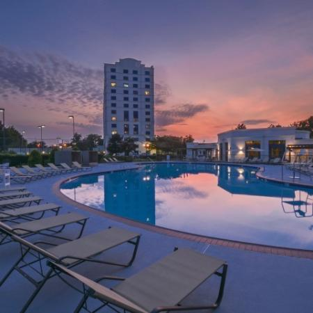 Sparkling Pool   Apartments In Cherry Hill NJ   Cherry Hill Towers
