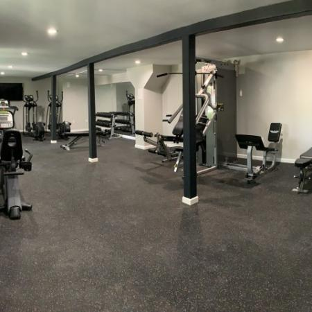 Resident Fitness Center | Apartments Hatboro, PA | The Wellington