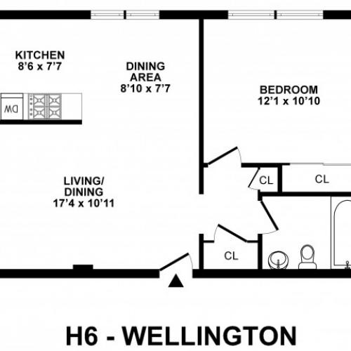 The Wellington Apartment Homes