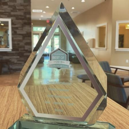 2019 Overall Excellence Winner | Franklin Commons |Bensalem PA Apartments