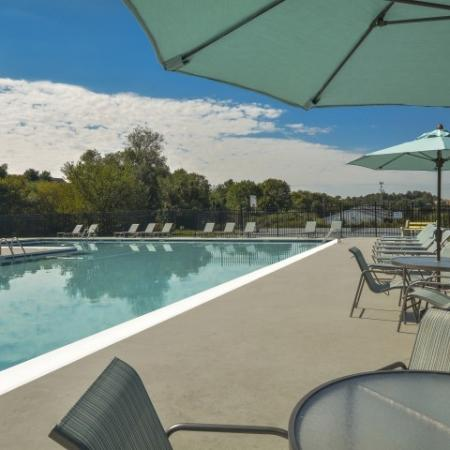 Sparkling Pool | Apartments for rent in York, PA | Greenspring Apartment Homes