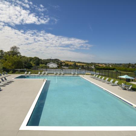 Year Round Swimming Pool | Apartment in York, PA | Greenspring Apartment Homes