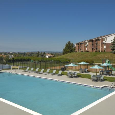 Swimming Pool | Apartment Homes in York, PA | Greenspring Apartment Homes