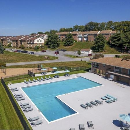 Indoor Pool | Apartments Homes for rent in York, PA | Greenspring Apartment Homes