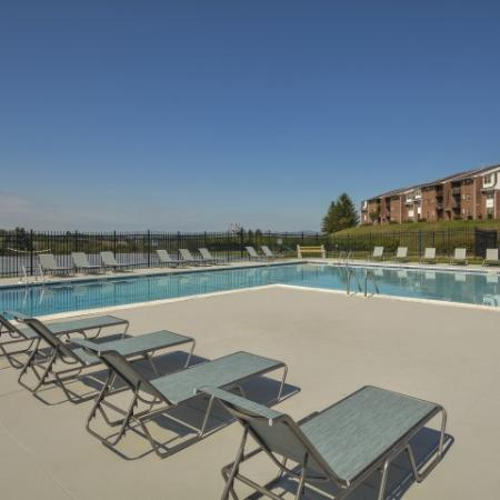 Resort Style Pool | Apartments in York, PA | Greenspring Apartment Homes