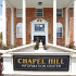 Chapel Hill leasing center and office
