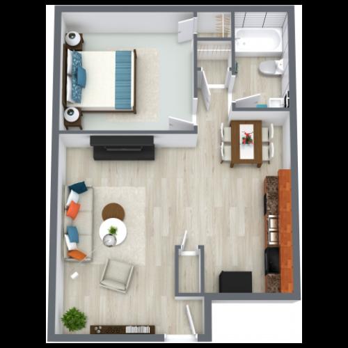 Cedar Crest Apartments
