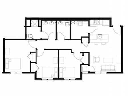 3 Bedroom XL