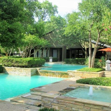 Resort Style Pool | Apartments in Dallas, TX | Summerwood Cove