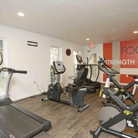 Cutting Edge Fitness Center | Apartments Homes for rent in Richardson, TX | Belle Grove