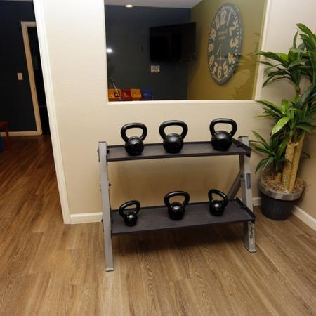 Cutting Edge Fitness Center | Apartments Homes for rent in Colorado Springs, CO | Antero