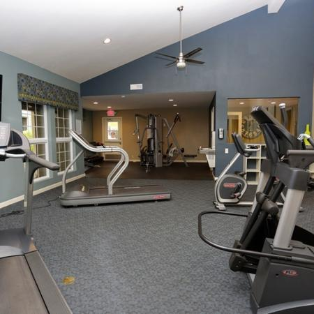 State-of-the-Art Fitness Center | Apartment Homes in Colorado Springs, CO | Antero