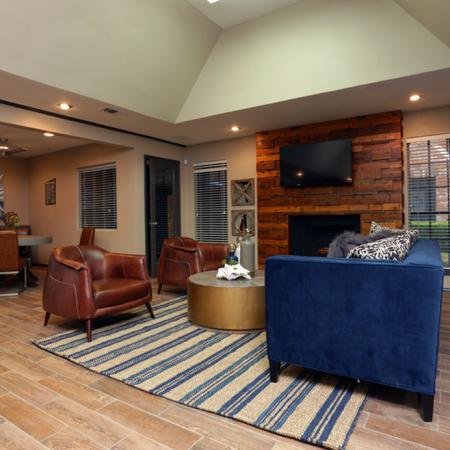 Spacious Resident Club House | Apartment in Garland, TX | Creekside on the Green