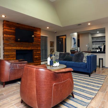 Spacious Community Club House | Garland TX Apartments For Rent | Creekside on the Green