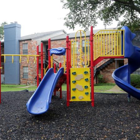 Community Children's Playground | Apartment Homes in Garland, TX | Creekside on the Green